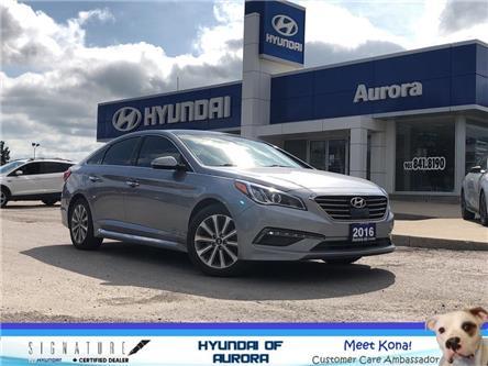 2016 Hyundai Sonata  (Stk: L5224) in Aurora - Image 1 of 24