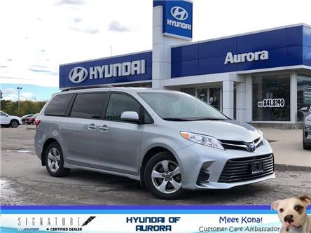 2019 Toyota Sienna  (Stk: 5240) in Aurora - Image 1 of 21