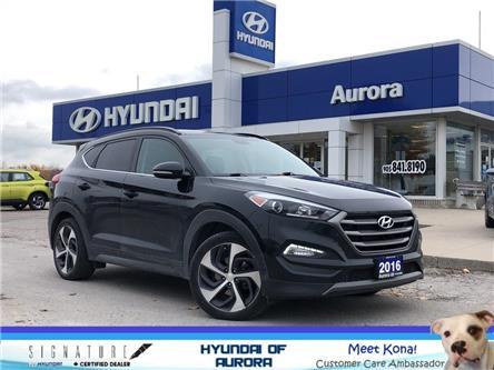 2016 Hyundai Tucson  (Stk: L5248) in Aurora - Image 1 of 21