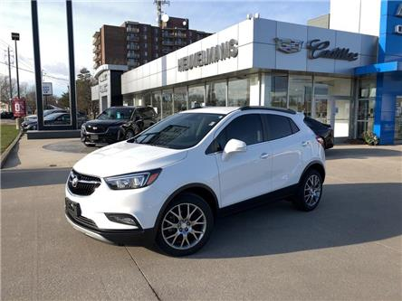 2017 Buick Encore Sport Touring (Stk: 20130A) in Chatham - Image 1 of 18