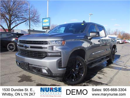 2021 Chevrolet Silverado 1500 RST (Stk: 21P026) in Whitby - Image 1 of 27