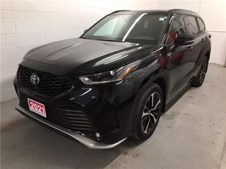 2021 Toyota Highlander XSE (Stk: TX041) in Cobourg - Image 1 of 10