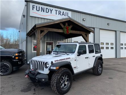2021 Jeep Wrangler Unlimited Rubicon (Stk: 1875a) in Sussex - Image 1 of 12