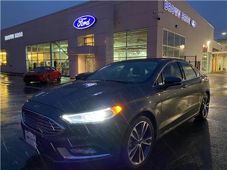 2018 Ford Fusion Titanium (Stk: CP19242) in Vancouver - Image 1 of 25