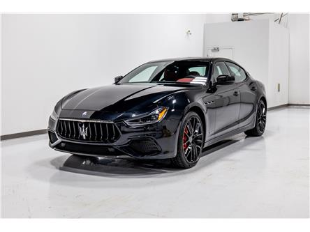 2021 Maserati Ghibli S Q4 GranSport (Stk: 1022MCE) in Edmonton - Image 1 of 21
