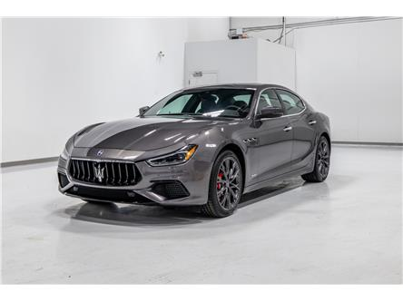 2021 Maserati Ghibli S Q4 GranSport (Stk: 1021MCE) in Edmonton - Image 1 of 22