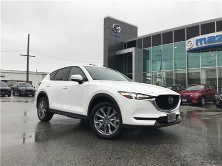 2021 Mazda CX-5 GT w/Turbo (Stk: NM3425) in Chatham - Image 1 of 23