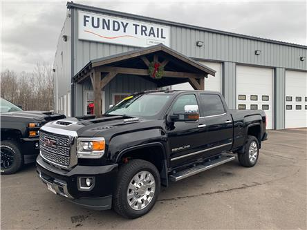 2018 GMC Sierra 2500HD Denali (Stk: 21070A) in Sussex - Image 1 of 13