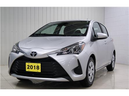 2018 Toyota Yaris LE (Stk: P6189) in Sault Ste. Marie - Image 1 of 15