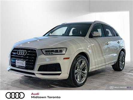 2018 Audi Q3 2.0T Technik (Stk: P8684) in Toronto - Image 1 of 25