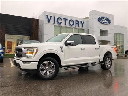 2021 Ford F-150 Platinum (Stk: VFF19930) in Chatham - Image 1 of 15