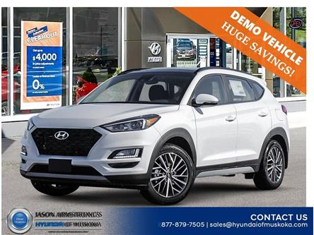 2021 Hyundai Tucson Preferred w/Trend Package (Stk: 121-028) in Huntsville - Image 1 of 23