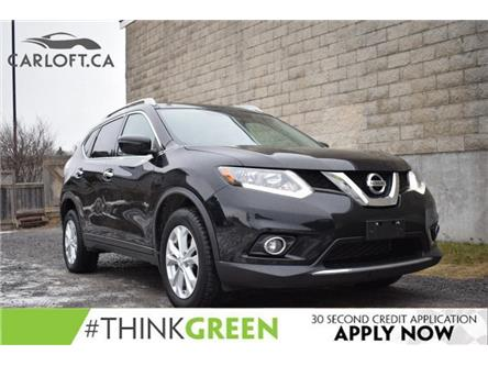 2016 Nissan Rogue SV (Stk: B6733) in Kingston - Image 1 of 22
