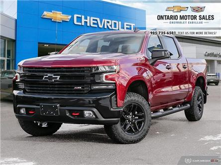 2021 Chevrolet Silverado 1500 LT Trail Boss (Stk: T1153849) in Oshawa - Image 1 of 18