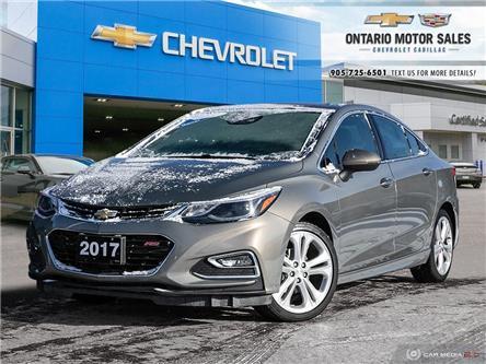2017 Chevrolet Cruze Premier Auto (Stk: 114145AA) in Oshawa - Image 1 of 36