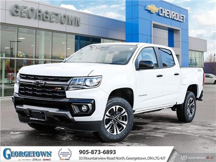 2021 Chevrolet Colorado Z71 (Stk: 32882) in Georgetown - Image 1 of 27