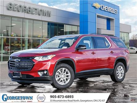 2021 Chevrolet Traverse LT Cloth (Stk: 32880) in Georgetown - Image 1 of 27
