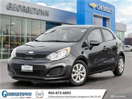 2014 Kia Rio  (Stk: 32947) in Georgetown - Image 1 of 27