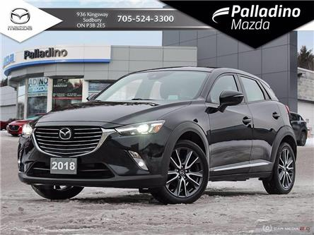 2018 Mazda CX-3 GT (Stk: 7926A) in Greater Sudbury - Image 1 of 28