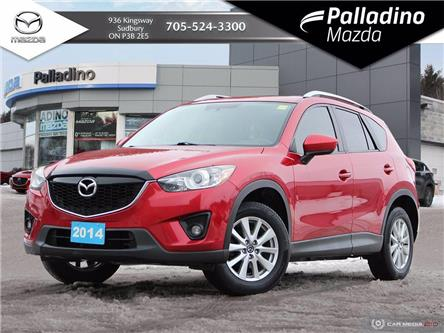 2014 Mazda CX-5 GS (Stk: 7937A) in Greater Sudbury - Image 1 of 27