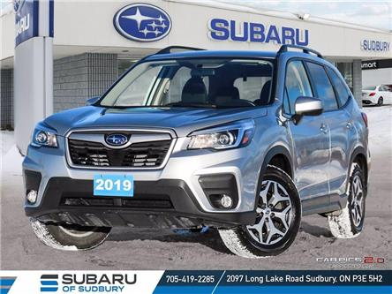 2019 Subaru Forester 2.5i Convenience (Stk: S21107A) in Sudbury - Image 1 of 26
