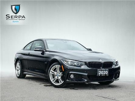 2020 BMW 430i xDrive (Stk: P1419) in Aurora - Image 1 of 28