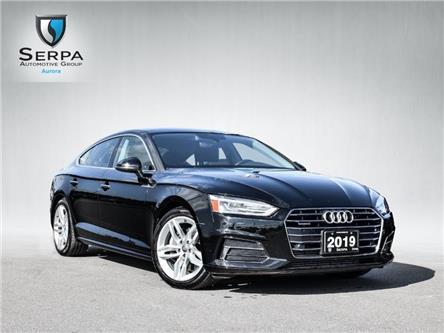 2019 Audi A5 45 Komfort (Stk: P1442) in Aurora - Image 1 of 27