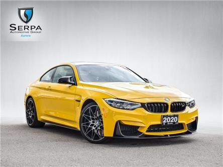 2020 BMW M4 Base (Stk: CP024) in Aurora - Image 1 of 29