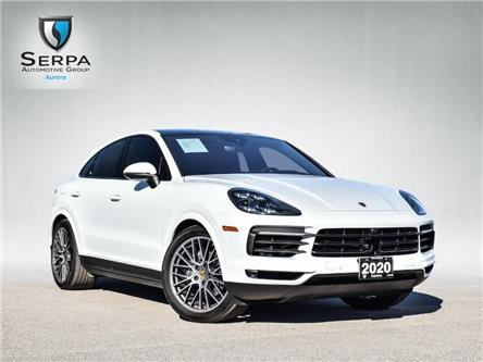 2020 Porsche Cayenne Coupe Base (Stk: CP025) in Aurora - Image 1 of 29