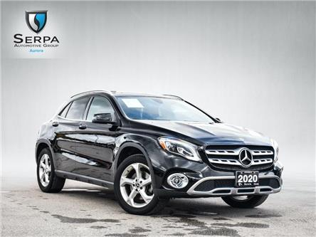 2020 Mercedes-Benz GLA 250 Base (Stk: P1456) in Aurora - Image 1 of 26