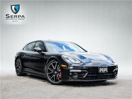 2020 Porsche Panamera Sport Turismo GTS (Stk: CP030) in Aurora - Image 1 of 29