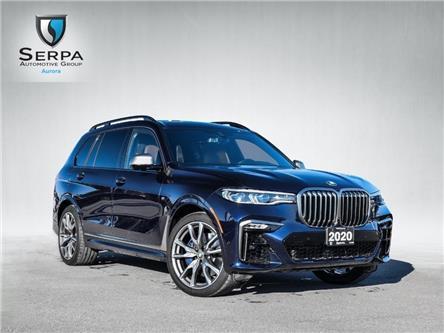2020 BMW X7 M50i (Stk: CP034) in Aurora - Image 1 of 28