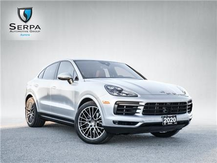 2020 Porsche Cayenne Coupe Base (Stk: CP035) in Aurora - Image 1 of 26