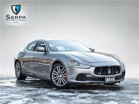 2016 Maserati Ghibli S Q4 (Stk: P1467) in Aurora - Image 1 of 29