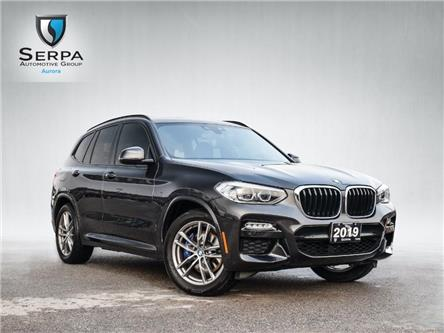 2019 BMW X3 xDrive30i (Stk: P1473) in Aurora - Image 1 of 28