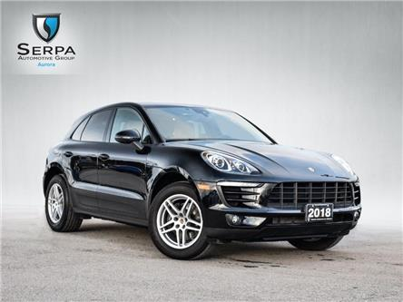 2018 Porsche Macan Base (Stk: P1478) in Aurora - Image 1 of 26