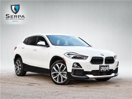 2020 BMW X2 xDrive28i (Stk: P1480) in Aurora - Image 1 of 26