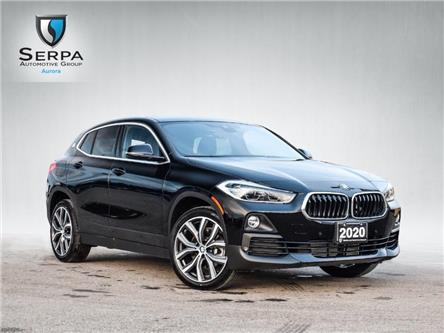 2020 BMW X2 xDrive28i (Stk: P1481) in Aurora - Image 1 of 25