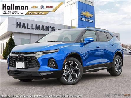 2021 Chevrolet Blazer RS (Stk: 21164) in Hanover - Image 1 of 23