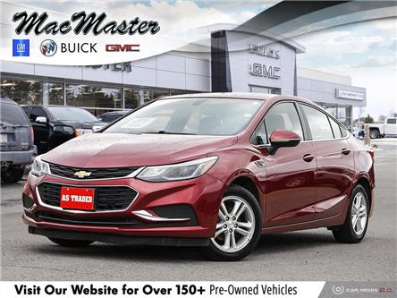 2017 Chevrolet Cruze LT Auto (Stk: B10048A) in Orangeville - Image 1 of 29