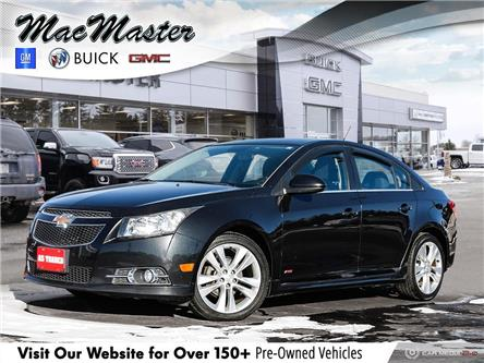 2012 Chevrolet Cruze LT Turbo (Stk: U401976-OC) in Orangeville - Image 1 of 29