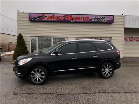 2017 Buick Enclave Leather (Stk: K9481) in Tilbury - Image 1 of 19