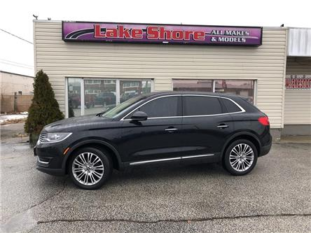 2017 Lincoln MKX Reserve (Stk: K9476) in Tilbury - Image 1 of 19
