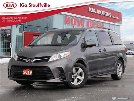 2019 Toyota Sienna LE 8-Passenger (Stk: P0296) in Stouffville - Image 1 of 25