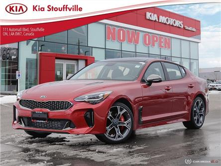 2021 Kia Stinger GT (Stk: 21150) in Stouffville - Image 1 of 27