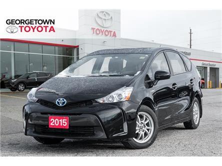 2015 Toyota Prius v Base (Stk: 15-20754GP) in Georgetown - Image 1 of 20
