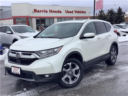 2017 Honda CR-V EX-L (Stk: U17377) in Barrie - Image 1 of 26
