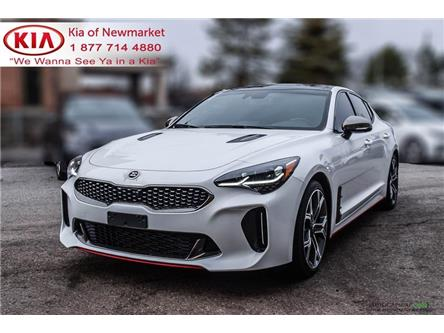2019 Kia Stinger GT Limited (Stk: 210136A) in Newmarket - Image 1 of 22