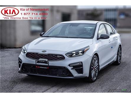 2021 Kia Forte GT Limited (Stk: 210173) in Newmarket - Image 1 of 21