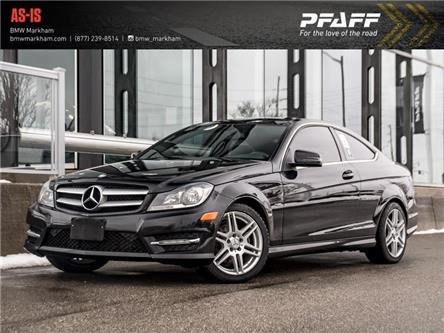 2012 Mercedes-Benz C-Class Base (Stk: O13676A) in Markham - Image 1 of 22